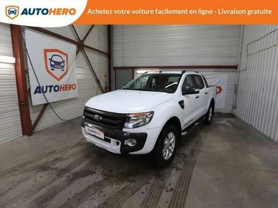 occasion Ford Ranger 3.2 TDCi Double Cab 4x4 Wildtrak 200 ch