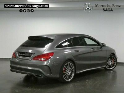 occasion Mercedes CLA45 AMG Shooting Brake AMG 4MATIC