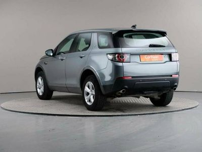 occasion Land Rover Discovery Sport 2.0 TD4 150 BVA MARK II PURE
