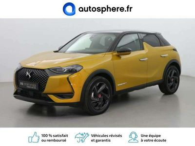 occasion DS Automobiles DS3 Crossback BlueHDi 100ch Performance Line