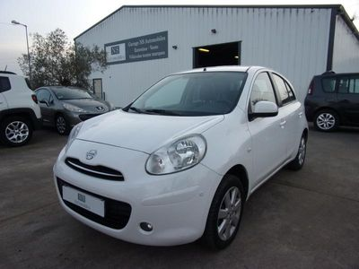 occasion Nissan Micra Connect Edition 1.2 - 80