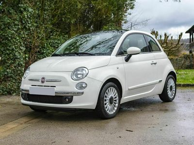 occasion Fiat 500 0.9 8V 85 ch TwinAir S&S Lounge