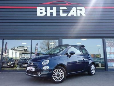 occasion Fiat 500C 500lounge cabriolet 2015