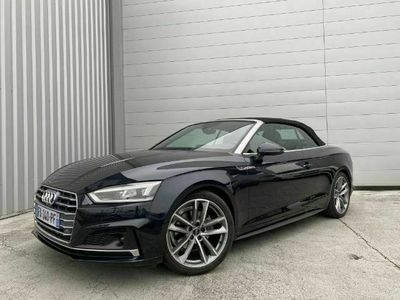 occasion Audi A5 Cabriolet Sport Avus 2.0 TFSI 140 kW (190 ch) S tronic