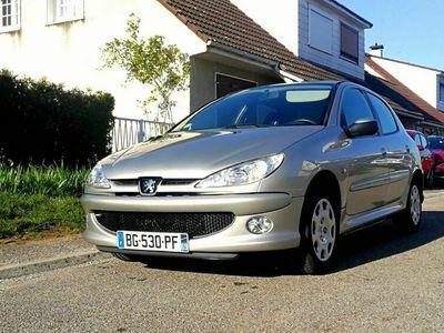 occasion Peugeot 206 1.4e 75ch Trendy