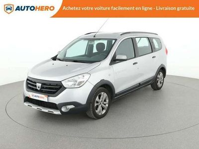 occasion Dacia Lodgy 1.2 TCe Stepway 115 ch