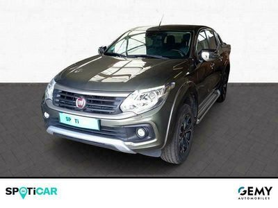 occasion Fiat Fullback 2.4 D 180ch Double Cabine Adventure Pack Escalade BVA MY17