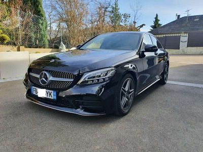 occasion Mercedes C220 Classe d 9G-Tronic AMG Line