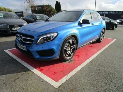 occasion Mercedes GLA220 220 d 4-Matic Fascination 7-G DCT A