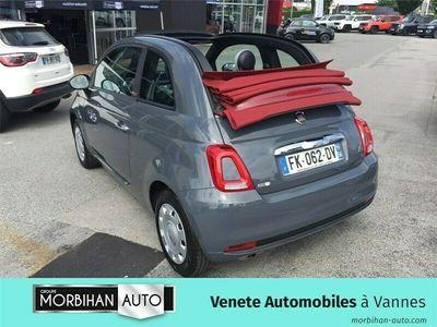 occasion Fiat 500C 1.2 69 CH - VIVA2760176