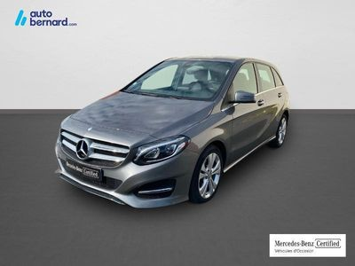 occasion Mercedes B200 Classed Sensation 7G Dct