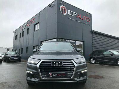 occasion Audi Q7 3.0 V6 TDI 373CH E-TRON S LINE QUATTRO TIPTRONIC