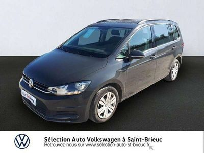 occasion VW Touran 1.6 TDI 115ch BlueMotion Technology FAP Family 7 places