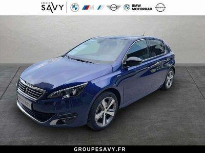 occasion Peugeot 308 1.2 Puretech 130ch GT Line S&S EAT6 5p