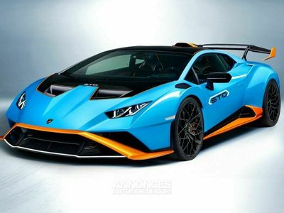 occasion Lamborghini Huracán STO