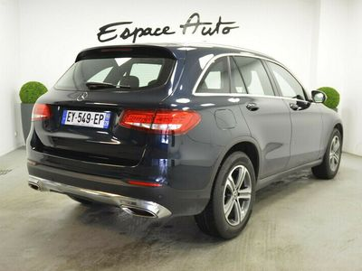 occasion Mercedes GLC250 211CH EXECUTIVE 4MATIC 9G-TRONIC EURO6D-T