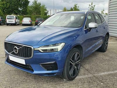occasion Volvo XC60 T8 AWD Twin Engine - 320 - BVA Geartronic II 2017 R-Design PHASE 1