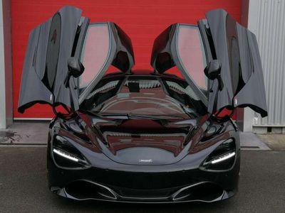 occasion McLaren 720S Coupé MSO Defined Abyss Black