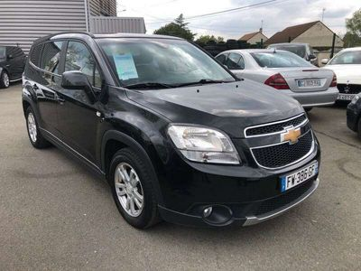 occasion Chevrolet Orlando 1.8 16V LT+ 7 PLACES