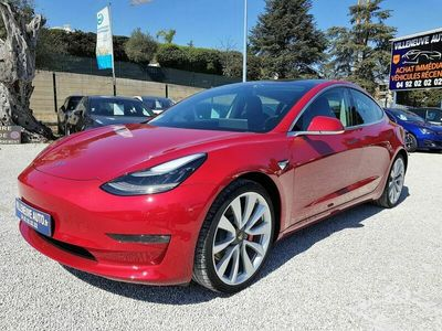 occasion Tesla Model 3 PERFORMANCE DUAL MOTOR AWD