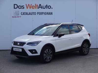 occasion Seat Arona 1.0 EcoTSI 115 ch Start/Stop BVM6 Xcellence