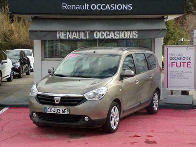 occasion Dacia Lodgy 1.5 dCI 110 FAP 7 places Prestige