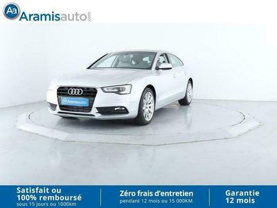 occasion Audi A5 Sportback Ambition Luxe 1.8 TFSI 170 S tronic 8