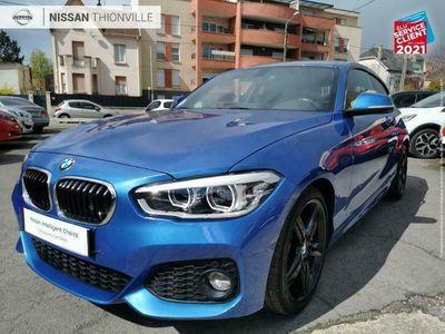 occasion BMW 120 Serie 1 d 190ch M Sport 3p Full LED Radar AV/AR GPS