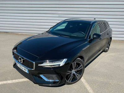 occasion Volvo V60 T8 Twin Engine 303 + 87ch Inscription Luxe Geartronic