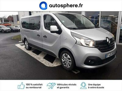 occasion Renault Trafic L1 1.6 dCi 125ch energy Intens 9 places