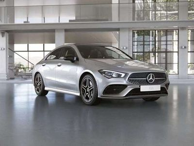 occasion Mercedes CLA220 d 4MATIC Coupé AMG Line Navi/Pano.-Dach/Styling