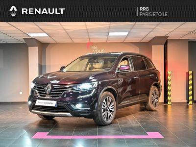 occasion Renault Koleos dCi 175 4x4 X-tronic Energy Initiale Paris 5 portes Diesel Automatique Noir