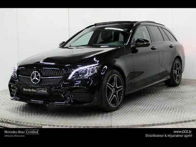 occasion Mercedes C200 Classed 160ch AMG Line 9G-Tronic