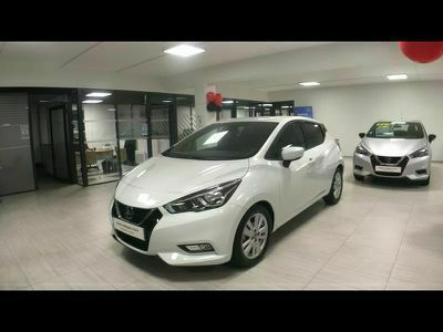 occasion Nissan Micra 1.0 IG-T 100ch N-Connecta Xtronic 2019 Euro6-EVAP
