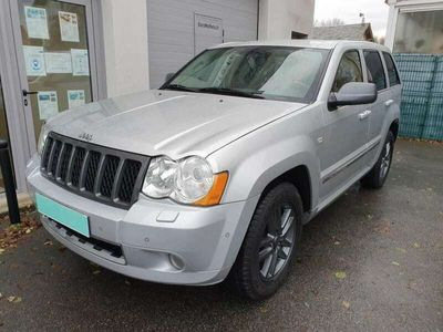 occasion Jeep Grand Cherokee 3,0 CRD OVERLAND 218cv GPS