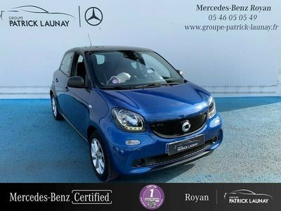 occasion Smart ForFour 90ch Passion