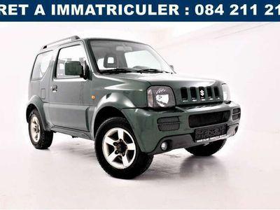 occasion Suzuki Jimny 1.3i JLX ## AVEC IMMAT 8690 €