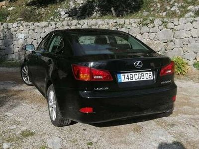 occasion Lexus IS220d Black Line