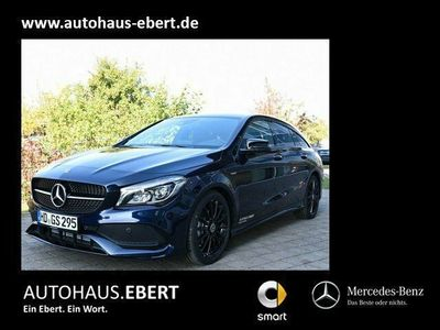 occasion Mercedes CLA200 Shooting Brake AMG 7G-DCT+NAVI+LED+AHK+PSD+TOTWINKEL