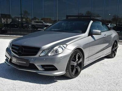occasion Mercedes E220 CDI BE Avantgarde AMG Command Navi Intelligent L