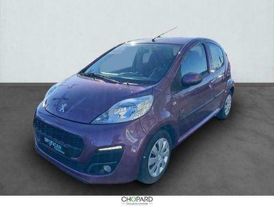 occasion Peugeot 107 1.0 12v Envy 5p