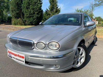 occasion Jaguar X-type 2.0 Turbo D 16v Executive*CUIR*GPS*CARPASS*