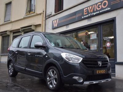 occasion Dacia Lodgy 1.2 TCe 115 Stepway 5 places