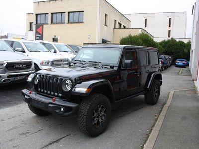 occasion Jeep Wrangler Rubicon unlimited v6 3.6