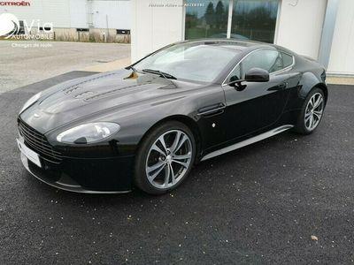 occasion Aston Martin Vantage V12 Carbon Black Edition