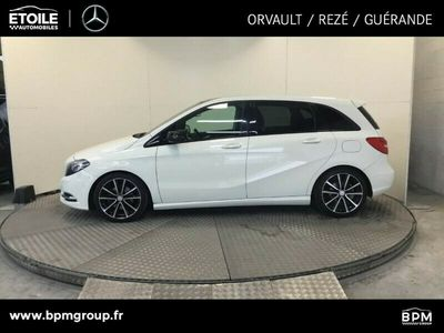 occasion Mercedes B180 ClasseCDI Fascination 7G-DCT