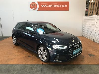 occasion Audi A3 35 TFSI 150CH COD S LINE PLUS + OPTIONS