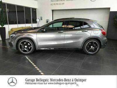 occasion Mercedes GLA220 ClasseCDI Fascination 4Matic 7G-DCT