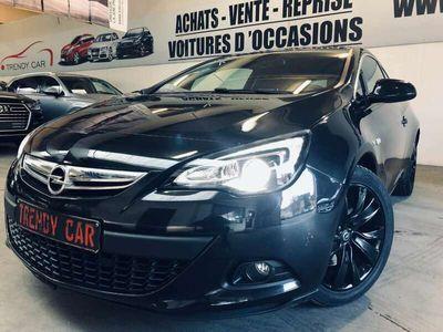 occasion Opel Astra GTC 1.6 CDTi+EURO 6+Black Edition+XENON+AIRCO+APS