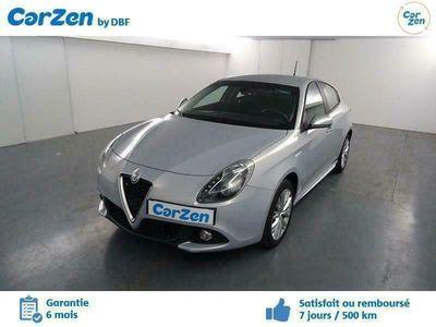 occasion Alfa Romeo Giulietta SERIE 2 Série 1.4 TJet 120 ch S&S Super
